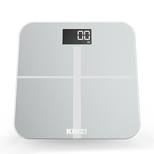 "Kinzi Precision Digital Electronic Scale with""Step-On""Technology, Weight Controller, 400"