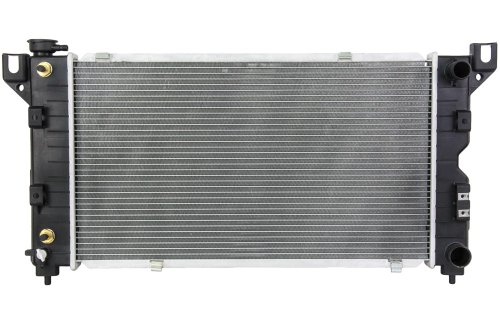 NEW RADIATOR ASSEMBLY FITS PLYMOUTH 97-00 VOYAGER AUTOMATIC TRANS 8011850 DG37002A 4682976AB 3319 CH3010164 1850 REA411850A ()