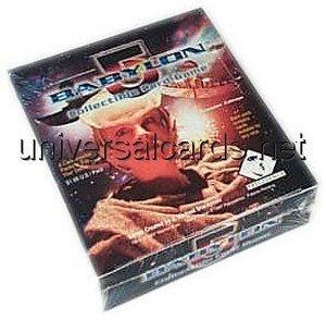 Babylon 5 Collectible Card Game [CCG]: Premier Edition Booster ()