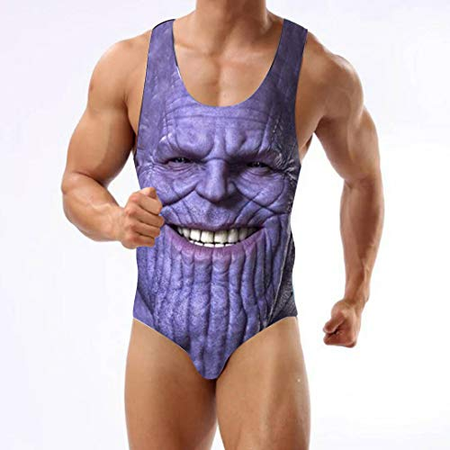 41b1sMO6oSL - Thanos One Piece Swimsuit