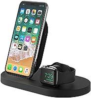 Belkin Boost Up Wireless Charging Dock (Apple Charging Station for IPhone + Apple Watch + USB Port) Apple Watc