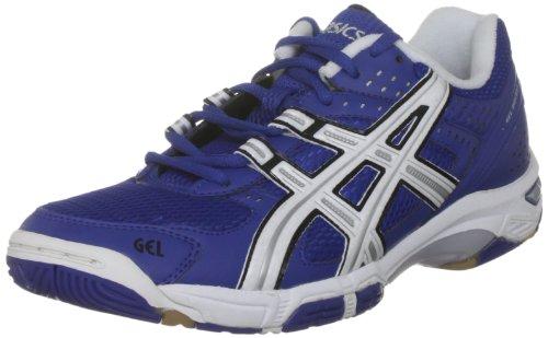 Asics Gel Rocket - Zapatillas de deporte Hombre Azul - Bleu - Jet Blue/White/Black