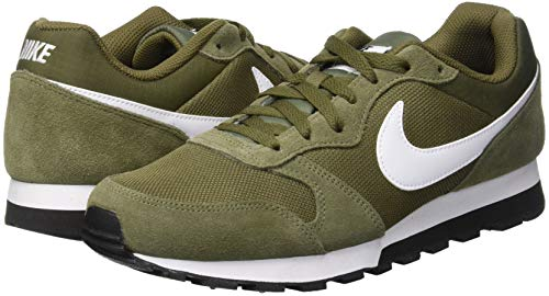 Md Nike Basse black 001 Scarpe 2 medium white Runner Multicolore Da Ginnastica Uomo Olive rrZqdw