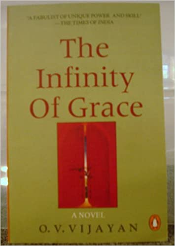 The infinity of grace as part of the list on malayalam novels translated into english