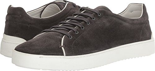 Rag & Bone Mens Kent Spets-up Asfalt Mocka