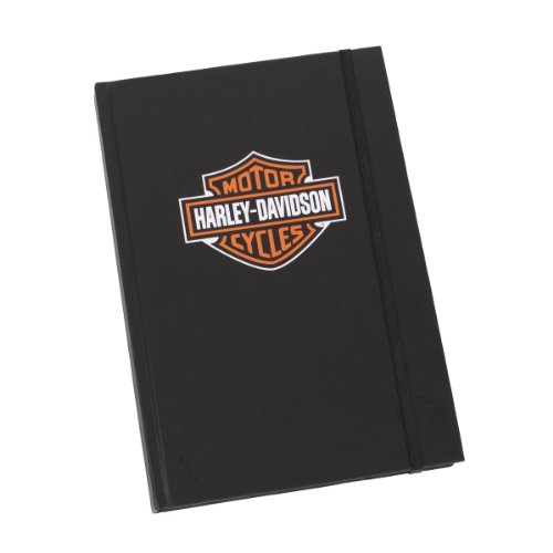 Price comparison product image Harley-Davidson Bar & Shield Journal