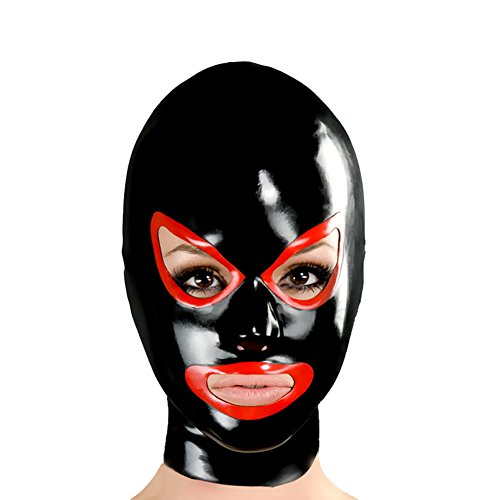 Latex Eye Mask - 5