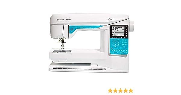 Husqvarna 7393033075903 - Maquina de Coser Opal 650: Amazon.es: Hogar