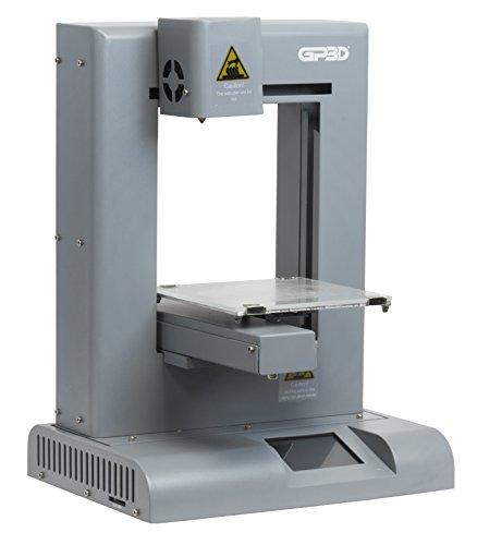 GP3D Root 3D Desktop Printer - 152 x 152 x 140 mm