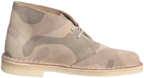 da beige Desert Originals Stivali sand Clarks Multi di donna Boot q66wPCxF