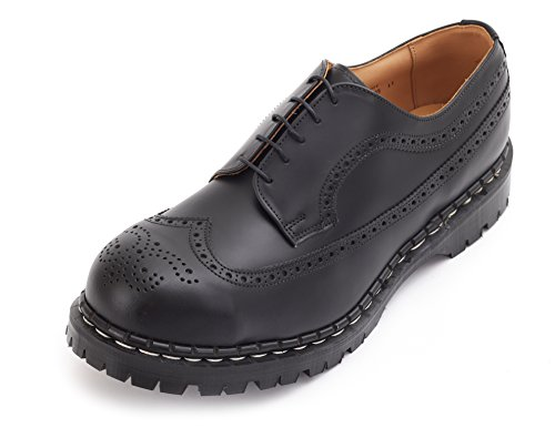 ack American Brogue with Steel Toe UK 11/US 12 (Lined Steel Toe Oxfords)