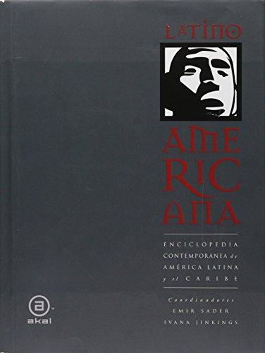 Download Enciclopedia Contemporanea De America Latina Y El Caribe