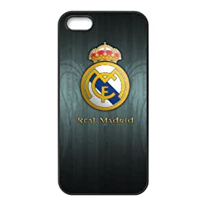 iPhone 5 5s Cell Phone Case Black Real Madrid acbk