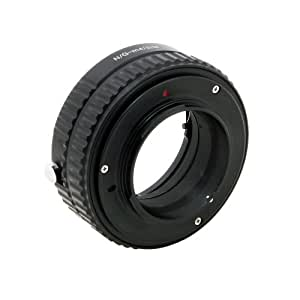 Adaptador para Lentes de Nikon G a Micro 4/3 Panasonic Lumix GM1 GX7 GF6 GF3 GF2 GF1 G1 G2 G3 G10 GH1 GH2 GX1 und Olympus E-P1 E-P2 E-P3 E-PL1 E-PL2 E-PL3 E-PM1 E-P5 E-P7 E-M5 Anillo Lente Adaptador