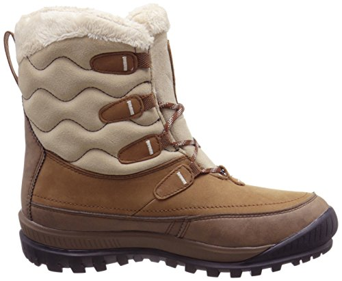 Boot Winter Donna Timberland 8 Us M Woodhaven Mid Marrone Insulated Wp xqpCPBY