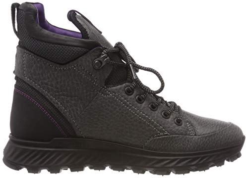 High Rise 1001 Boots ECCO Black Women's Hiking Exostrike Black nxanTZAv