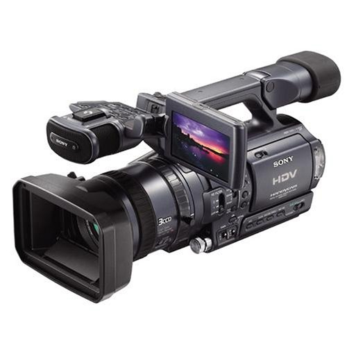 Sony HDR-FX1 The World's First High Definition Camcorder