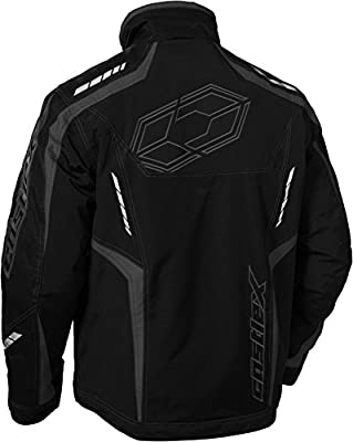 Amazon.com: Castle X Blade G3 Mens Snowmobile Jacket - Black ...