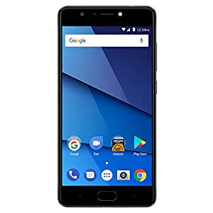 BLU Life One X3 L0150WW 32GB Unlocked GSM (AT&T + T-Mobile) 4G LTE Octa-Core Phone w/ 13MP Front & Back Camera - Black
