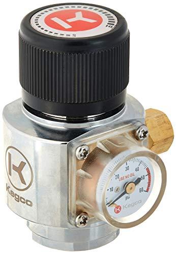 Kegco NS-BMR-H Nitrogen Regulator, Mini ()