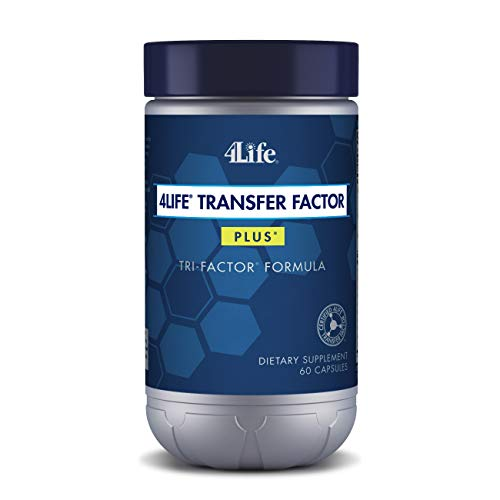 4Life Transfer Factor Plus Tri-Factor Formula 60 caps
