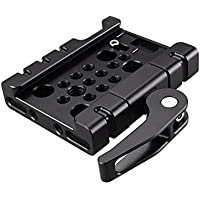 Quick Dovetail Mount Release Plate Adapter for DJI Ronin-M Stabilizer Gimbal Baseplate