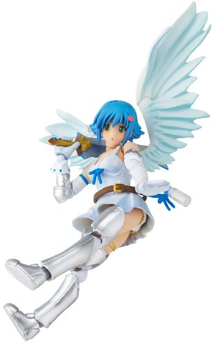 Revoltech Queens Blade : Nanael Action Figure