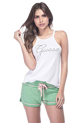 Blusa Guess Basic Strass