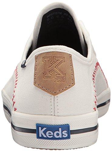Keds Mujeres Kickstart Pennant Sneaker Cream