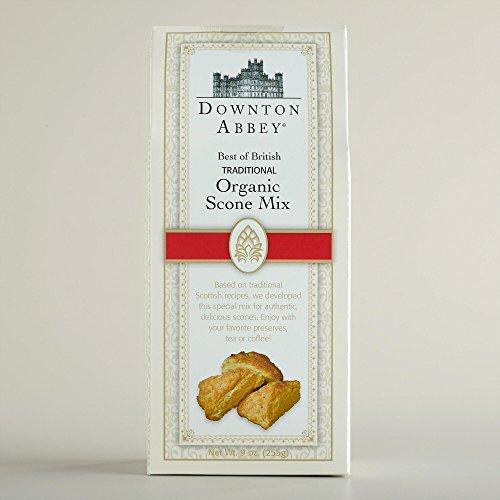Downton Abbey Organic English Scone Mix