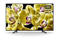 Sony X800G 75 Inch TV: 4K Ultra HD Smart...