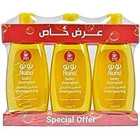 Nunu Shampoo 3 Pieces - 300 ml
