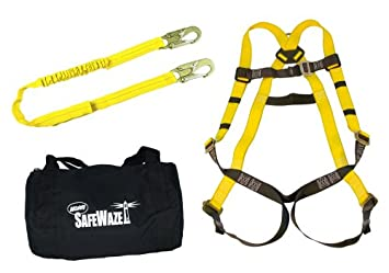 3M AO Safety/3M Tekk 94051 Safewaze Aerial Lift Fall Protection Kit  M Ao Safety Order Form on 3m safety eyewear order form, new prescription request form, safety harness inspection checklist form, 3m safety glass form,