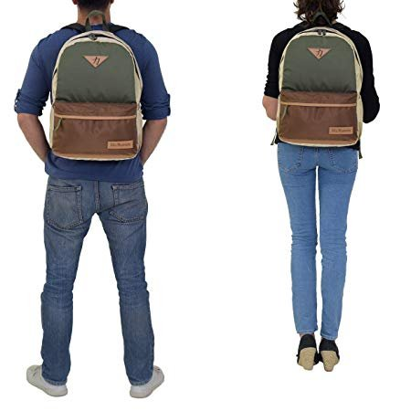 a22a97b1fce0 Aiko Miyamoto 25 ltrs. Stylish Luxur Waterproof Backpack with Laptop  Compartment  Amazon.in  Bags