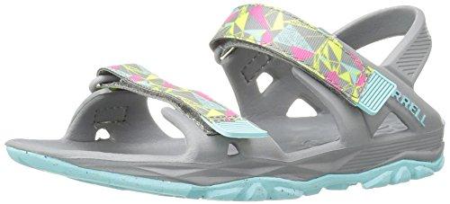Hydro Fille Drift Randonnée Sandales Mi Multi Multicolore de Grey Merrell Pw5fFqY