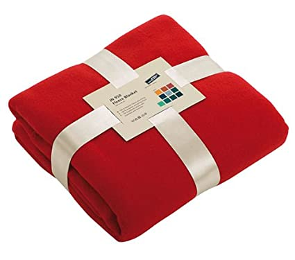Fleece Blanket/James & Nicholson (JN 950) WOSS Germany