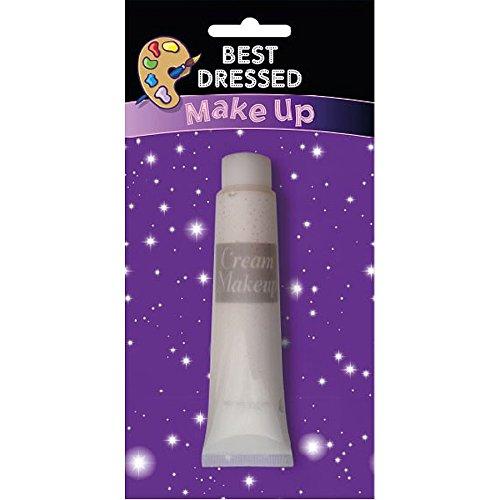 Halloween Cream Make Up (White) -