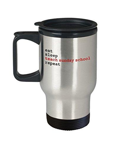 Sunday School Teacher Travel Mug -