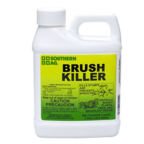 Southern Ag Brush Killer (Contains 8.8% Triclopyr), 32oz ...