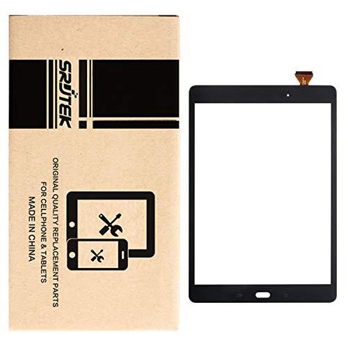Srjtek For Samsung Galaxy Tab A 9.7 SM-T550 T550 T551 T555 Touch Screen Digitizer Glass Black