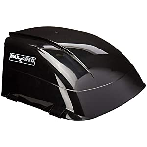 Maxx Air 00-933075 MaxxAir II Vent Cover – Black