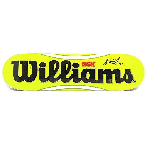 デザートキュービック評決ディージーケー (DGK) BALLER STEVIE WILLIAMS 7.9 スケートボード デッキ スケボー