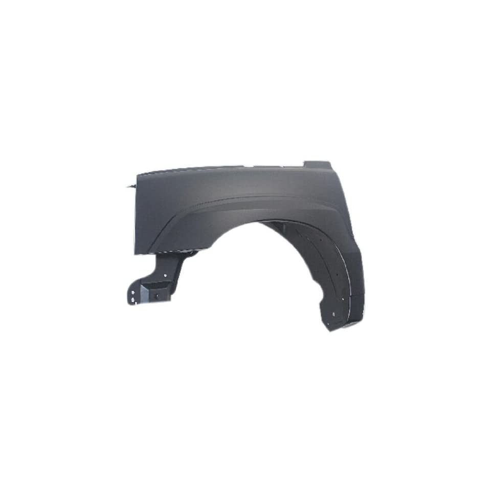OE Replacement Cadillac Escalade Front Passenger Side Fender Assembly (Partslink Number GM1241311)