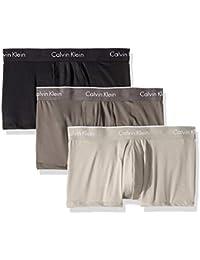 Men's Microfiber Stretch Multipack Low Rise Trunks