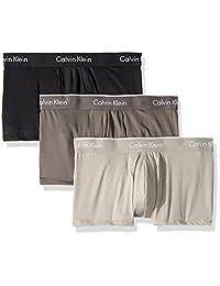 Calvin Klein Micro Plus - Calzoncillos para Hombre (3 Unidades)