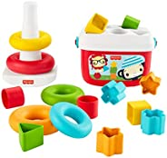 Fisher-Price Baby's First Blocks & Rock