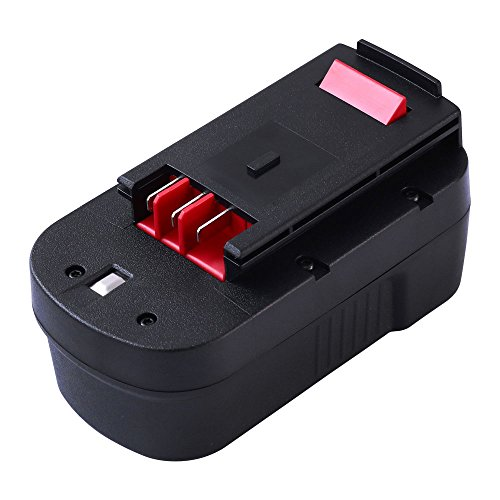 (HPB18-OPE Ni-Mh Replace for Black and Decker 18V Battery 3.0Ah HPB18 FS18FL FSB18 A1718 FEB180S A18 A18E 244760-00 A18NH FS18FL FS180BX FS18BX Firestorm Power Tools)