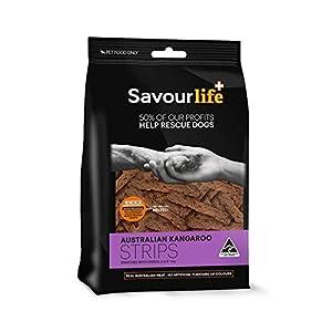 SavourLife Australian Kangaroo Strips, 165 Grams Click on image for further info.