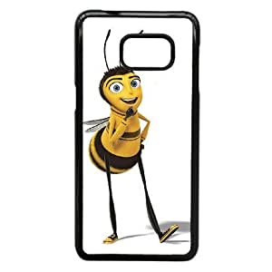 Bee Movie_003 High Quality Specially Designed Skin cover Case For Samsung Galaxy Note 5 Edge Black