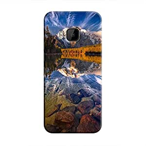 Cover It Up - Mirror Lake One M9 Hard Case